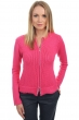 Cashmere kaschmir pullover damen strickjacken cardigan neola rose shocking m